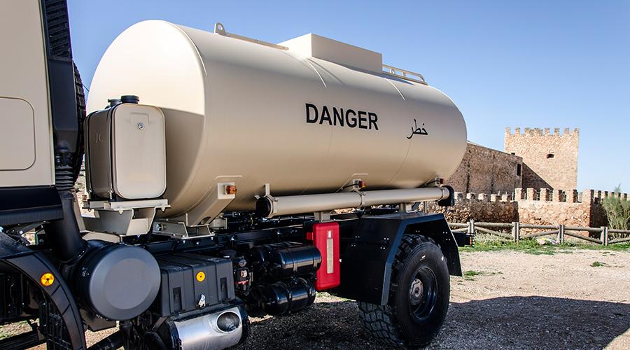 Water In Gas Tank >> Water And Fuel Tanks Els Industries Els Industries
